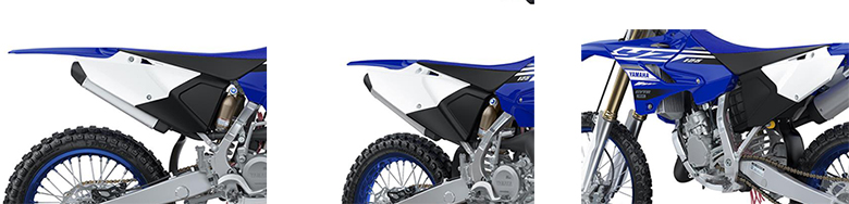 YZ125 Yamaha 2019 Motocross Specs