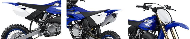 YZ85 2019 Yamaha Motocross Specs