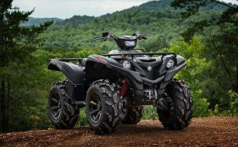Yamaha 2019 Grizzly EPS SE Utility Quad Bike