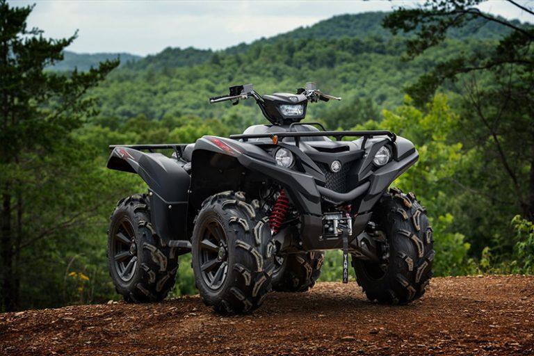 Yamaha 2019 Grizzly EPS SE Utility Quad Bike Review Specs