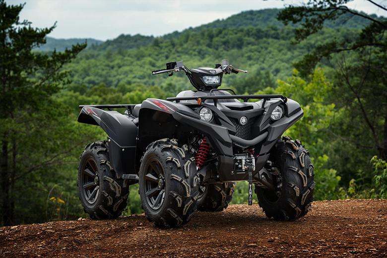 Yamaha 2019 Grizzly EPS SE Utility Quad Bike