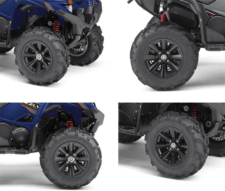 Yamaha 2019 Grizzly EPS SE Utility Quad Bike Specs