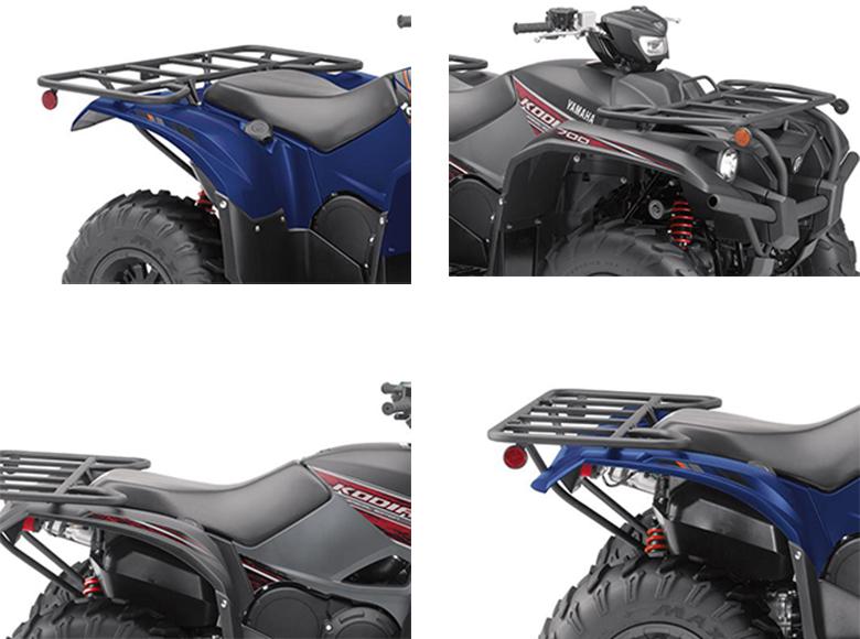 Yamaha 2019 Kodiak 700 EPS SE Utility ATV Specs