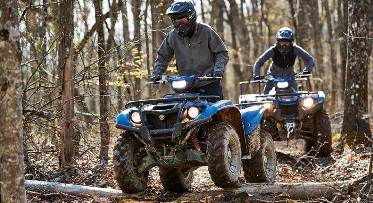 Yamaha 2019 Kodiak 700 EPS SE Utility ATV