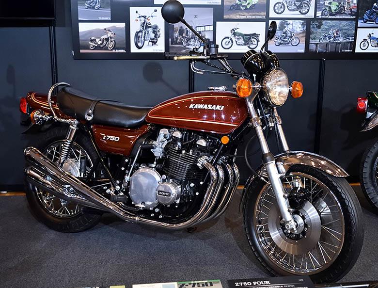 Top Ten Interesting Kawasaki Motorcycles of All Times