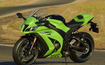 Top Ten Best Rated Kawasaki Bikes on Bikes Catalog