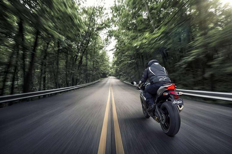 2018 Ninja ZX-10R ABS Kawasaki Powerful Sports Motorcycle Review