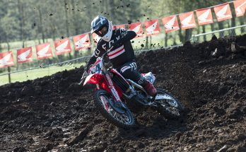 2019 CRF450R Honda Powerful Dirt Bike