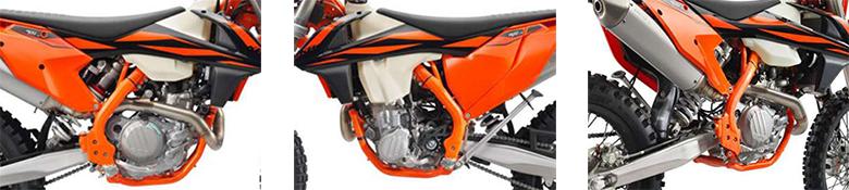 2019 KTM 500 EXC-F Powerful Enduro Specs