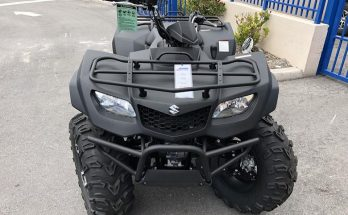 2019 KingQuad 400ASi+ Suzuki Quad Bike