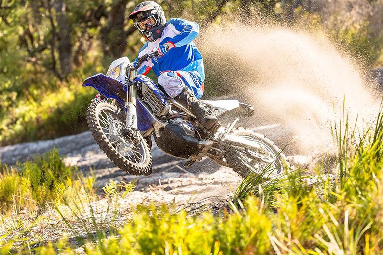 2019 WR250F Yamaha Dirt Bike