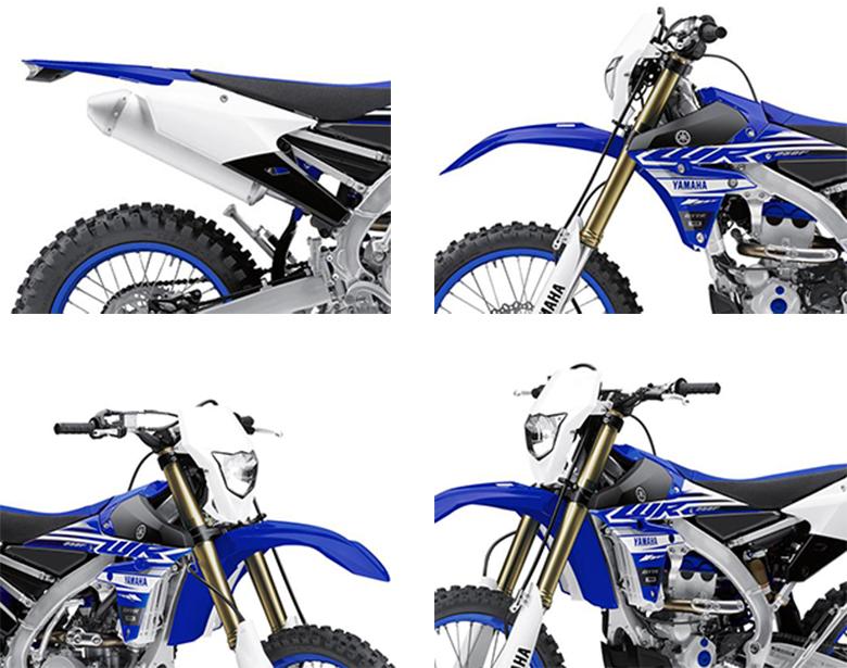 2019 WR250F Yamaha Dirt Bike Specs