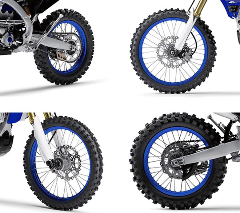 2019 YZ250FX Yamaha Dirt Bike Specs