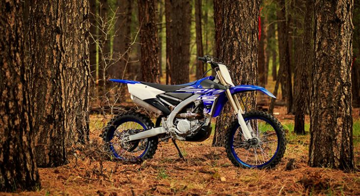 2019 YZ250FX Yamaha Dirt Bike