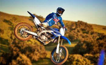 2019 Yamaha YZ250F Dirt Bike