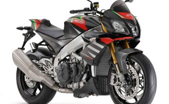 2020 Aprilia Tuono V4 1100 Factory Sports Bike