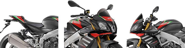 2020 Aprilia Tuono V4 1100 Factory Sports Bike Specs