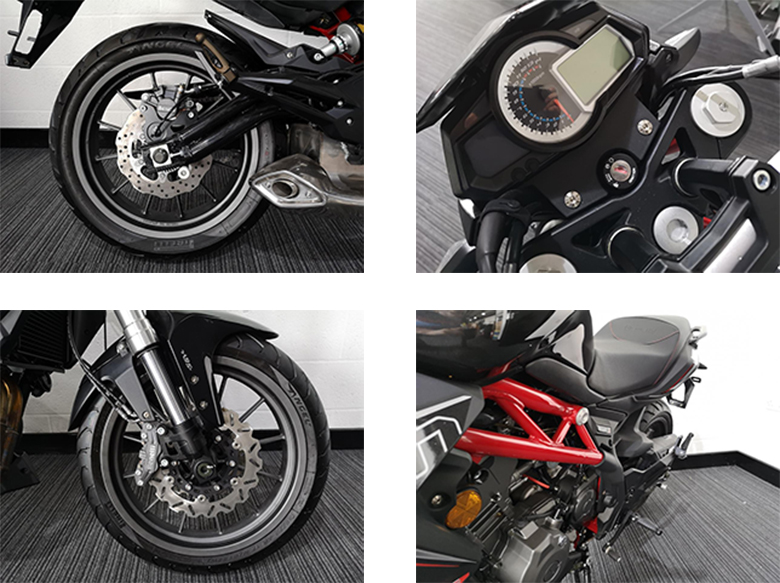 Benelli BN 302 2020 Naked Motorcycle Specs