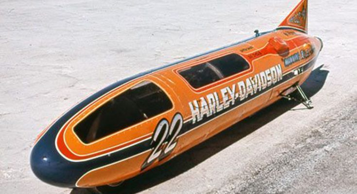 Top Ten Speed Records on Motorcycle in the History