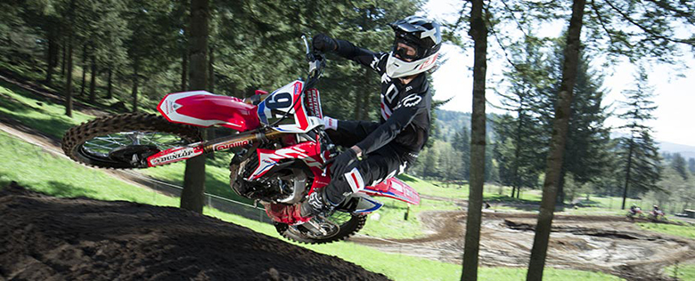 Honda 2019 CRF450RWE Powerful Dirt Motorcycle