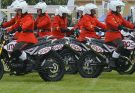 Imps Motorcycle Display Team Has Been Awarded the Queens Award