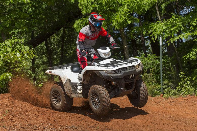 KingQuad 2019 Suzuki 500AXi Power Steering SE Utility ATV