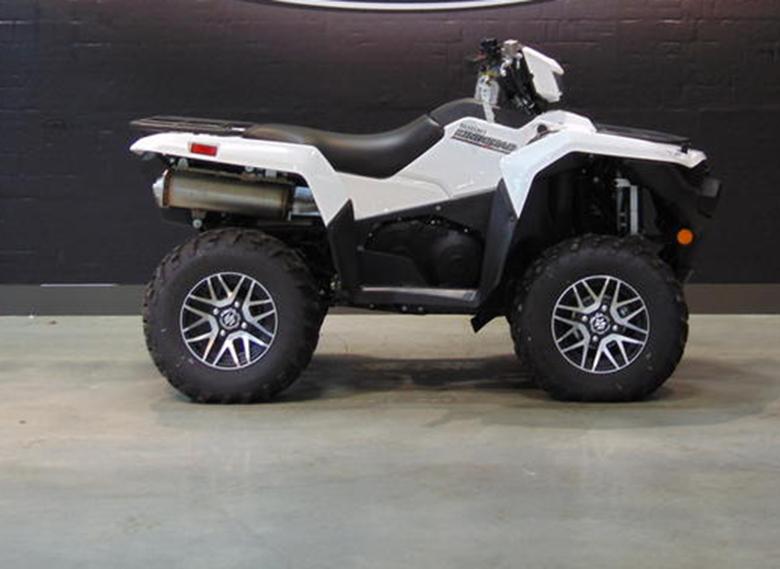 KingQuad 2019 Suzuki 500AXi Power Steering SE Utility ATV Specs