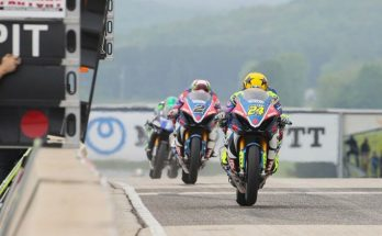 MotoAmerica Battles at Road America without Supporters