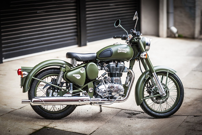 Top Ten Over 500cc under £5000 in the World