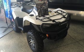 Suzuki 2019 KingQuad 500AXi Power Steering Utility ATV