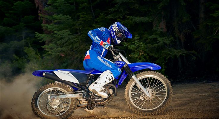 TT-R230 2019 Yamaha Dirt Motorcycle