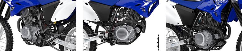 TT-R230 2019 Yamaha Dirt Motorcycle Specs