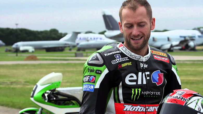 Top Ten Best Rated British Racers after Carl Fogarty
