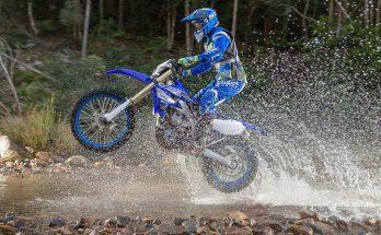 WR450F Yamaha 2019 Dirt Motorcycle