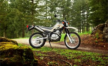 XT250 2019 Yamaha Dual Sports Motorcycle
