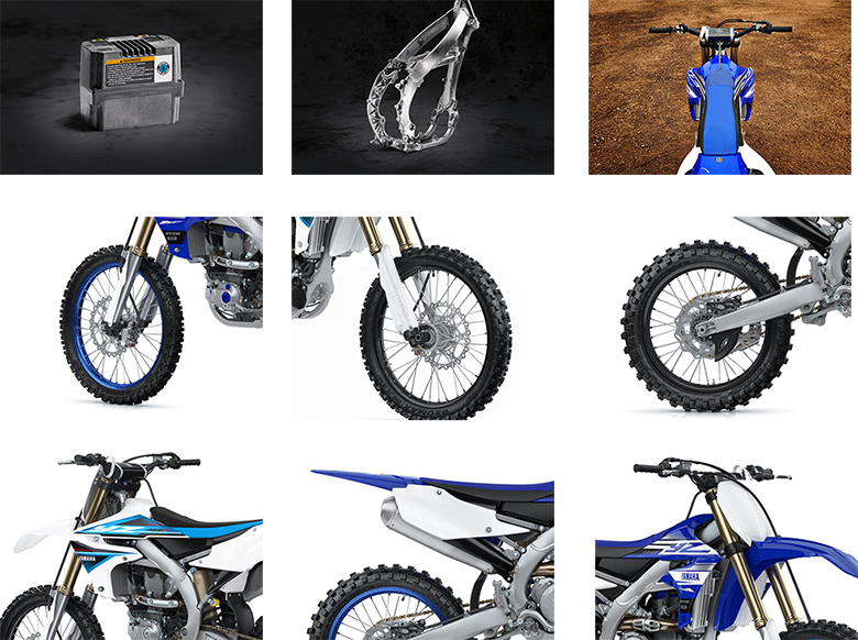 YZ450F 2019 Yamaha Powerful Dirt Motorcycle Specs
