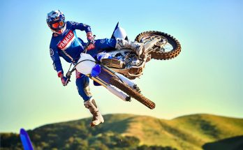 YZ450F 2019 Yamaha Powerful Dirt Motorcycle