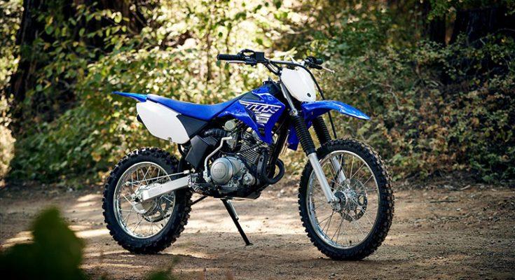 Yamaha 2019 TT-R125LE Dirt Motorcycle