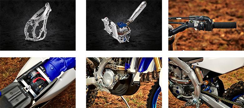 Yamaha YZ450FX 2019 Powerful Dirt Bike Specs