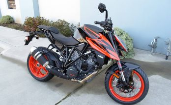 1290 Super Duke R 2019 KTM Powerful Naked Bike