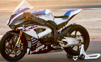 2019 HP4 Race BMW Sport Bike