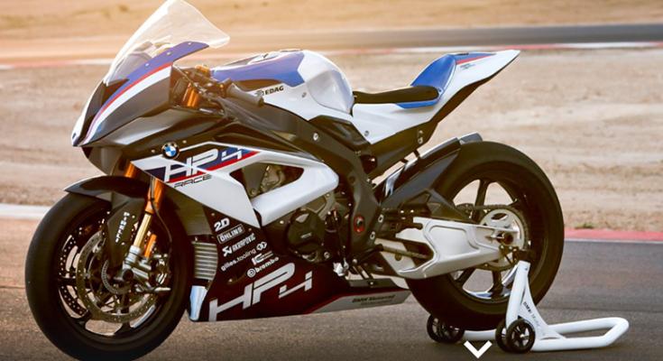 2019 HP4 Race BMW Sport Bike