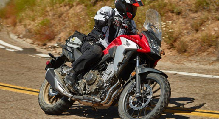 2019 Honda CB500X Adventure Bike