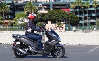 2019 Honda PCX150 Scooter
