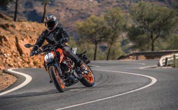 2019 KTM 390 Duke Sports Bike