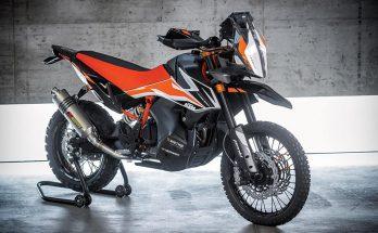 2019 KTM 790 Adventure Motorcycle