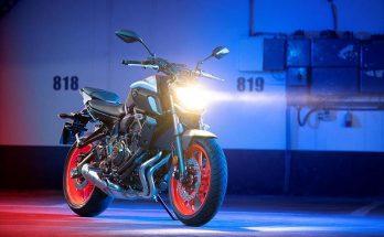 2019 MT-07 Yamaha Hyper Naked Motorcycle