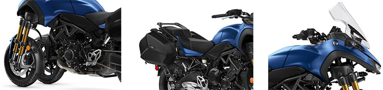 2019 Niken GT Yamaha Sports Tourer