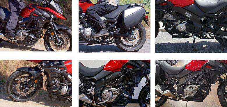 2019 Suzuki V-Strom 650XT Touring Motorcycle Specs