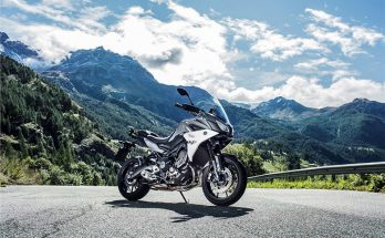 2019 Tracer 900 Yamaha Sports Touring Motorcycle